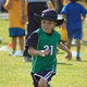 Michael at his school sports day